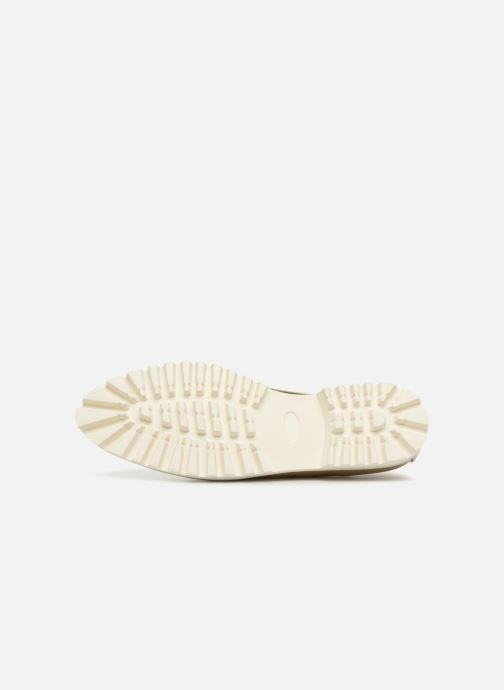 Zapatos con cordones Vanessa Wu RL1034 Oro y bronce vista de arriba