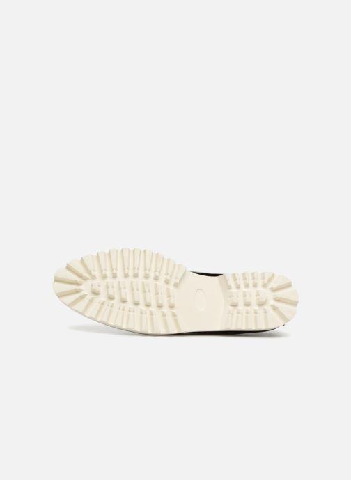 Zapatos con cordones Vanessa Wu RL1034 Negro vista de arriba