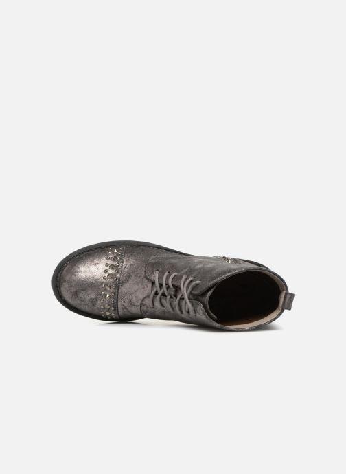 Bottines et boots Vanessa Wu BT1695 Gris vue gauche