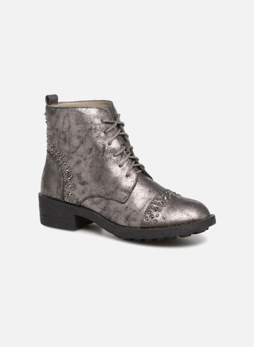 Bottines et boots Vanessa Wu BT1695 Gris vue détail/paire