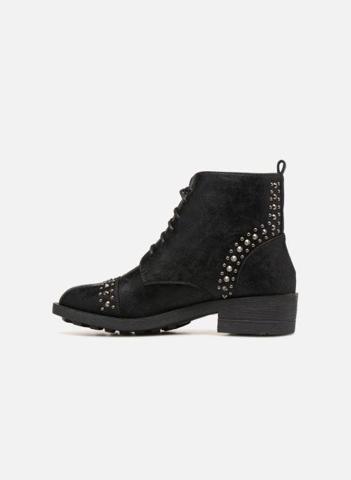 Boots en enkellaarsjes Vanessa Wu BT1695 Zwart voorkant