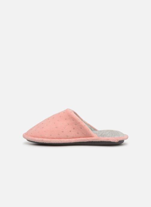 Pantoffels Dim D Nadege C Roze voorkant
