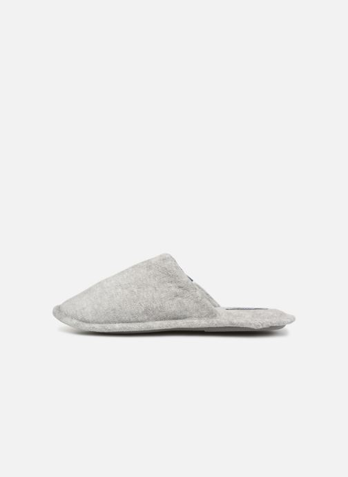 Slippers Dim D Perico C Grey front view