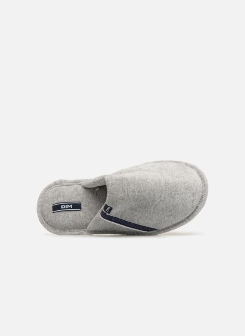 Slippers Dim D Perico C Grey view from the left