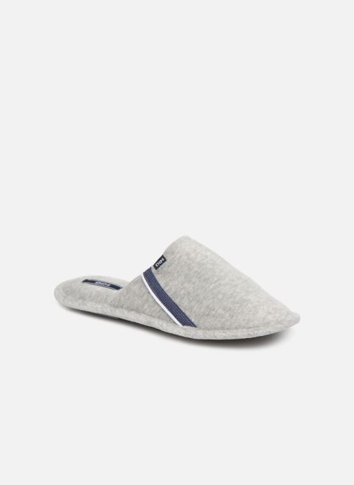 Slippers Dim D Perico C Grey detailed view/ Pair view