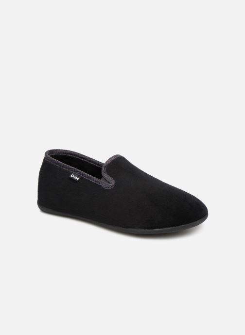 Slippers Dim D Peyocat C Black detailed view/ Pair view