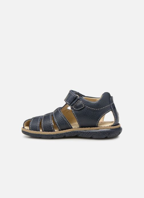 Sandals Primigi PPD 34125 Blue front view