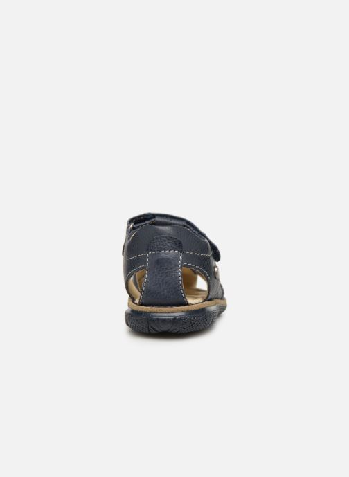Sandals Primigi PPD 34125 Blue view from the right
