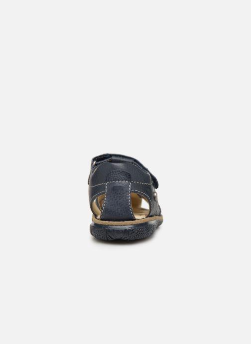 Sandalen Primigi PPD 34125 Blauw rechts