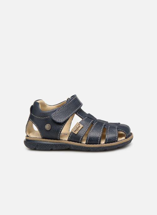 Sandals Primigi PPD 34125 Blue back view