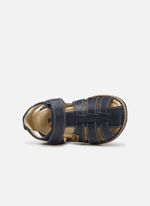 Sandales et nu-pieds Primigi PPD 34125 Bleu vue gauche