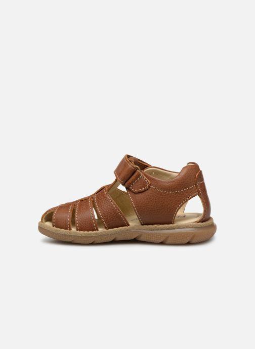 Sandali e scarpe aperte Primigi PPD 34125 Marrone immagine frontale