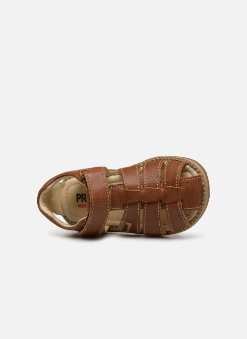 Sandali e scarpe aperte Primigi PPD 34125 Marrone immagine sinistra