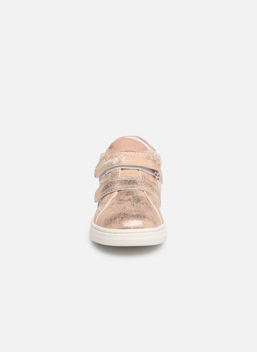Baskets Primigi PGR 34082 Argent vue portées chaussures