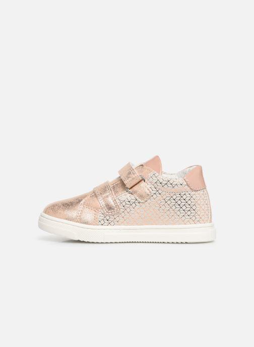 Sneakers Primigi PGR 34082 Zilver voorkant