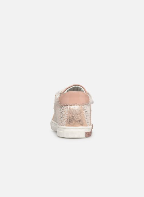 Sneakers Primigi PGR 34082 Zilver rechts