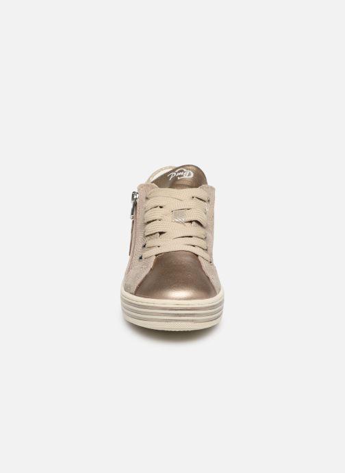 Sneakers Primigi PSA 34338 Argento modello indossato