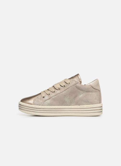 Sneakers Primigi PSA 34338 Argento immagine frontale