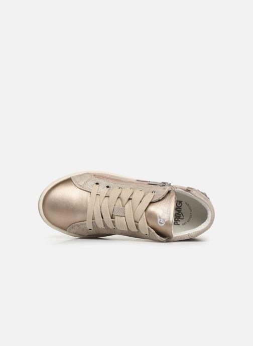 Sneakers Primigi PSA 34338 Argento immagine sinistra