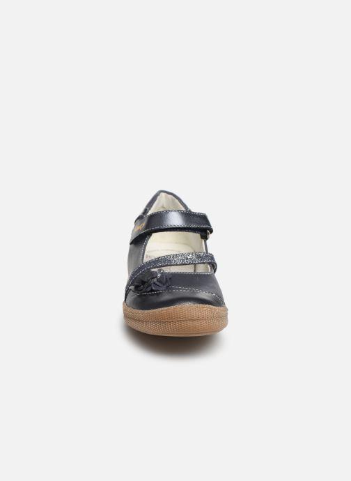 Ballerines Primigi PTF 34327 Bleu vue portées chaussures