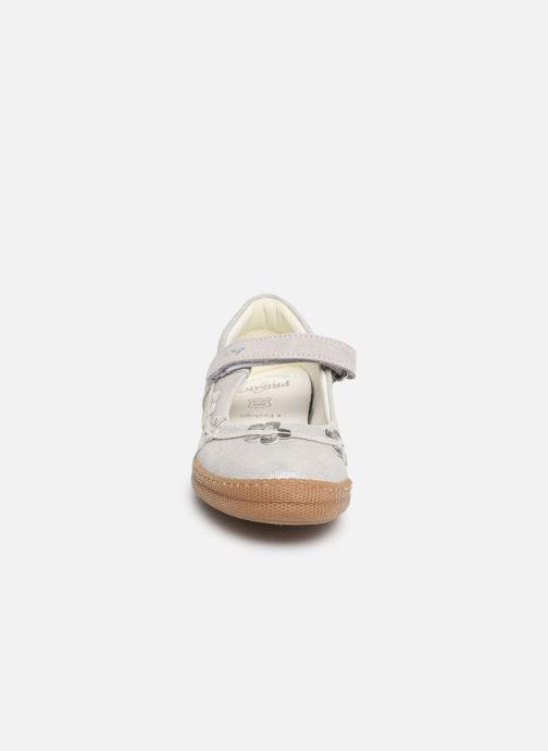 Ballerines Primigi PTF 34328 Argent vue portées chaussures