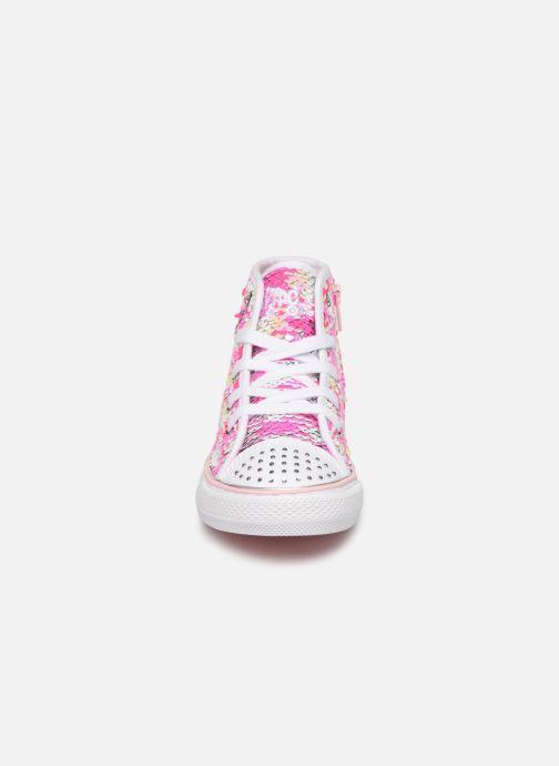 Baskets Primigi PGC 34559 Rose vue portées chaussures
