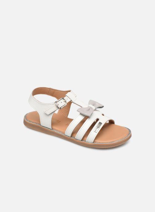 Sandali e scarpe aperte Les Tropéziennes par M Belarbi Ingrida Bianco vedi dettaglio/paio