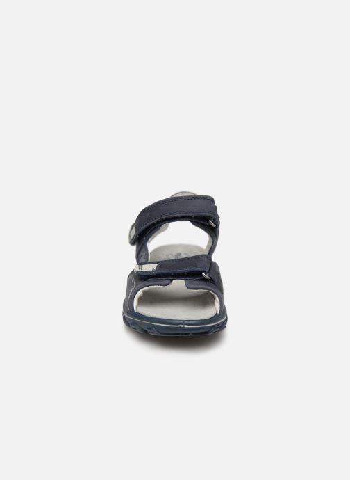 Sandales et nu-pieds Primigi PRA 33961 Bleu vue portées chaussures