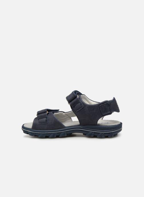 Sandalen Primigi PRA 33961 blau ansicht von vorne