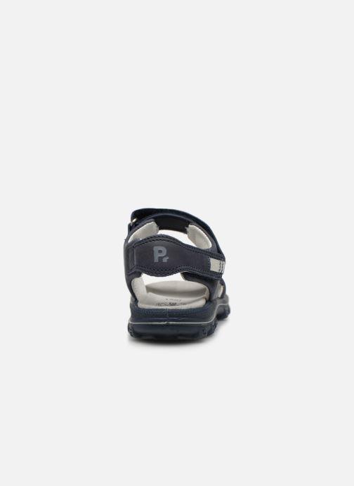 Sandales et nu-pieds Primigi PRA 33961 Bleu vue droite