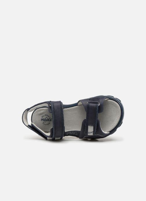 Sandales et nu-pieds Primigi PRA 33961 Bleu vue gauche