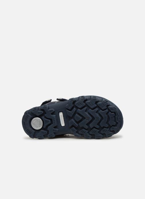 Sandales et nu-pieds Primigi PRA 33961 Bleu vue haut