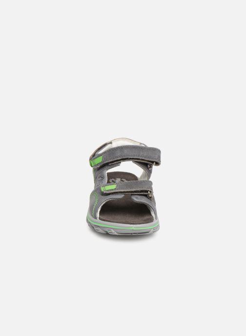 Sandales et nu-pieds Primigi PRA 33961 Gris vue portées chaussures