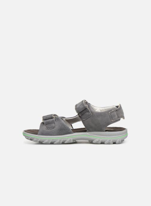 Sandales et nu-pieds Primigi PRA 33961 Gris vue face