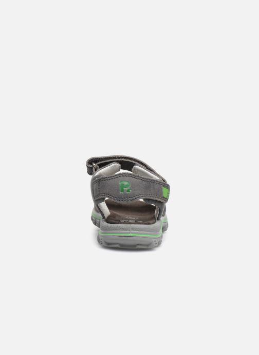 Sandales et nu-pieds Primigi PRA 33961 Gris vue droite
