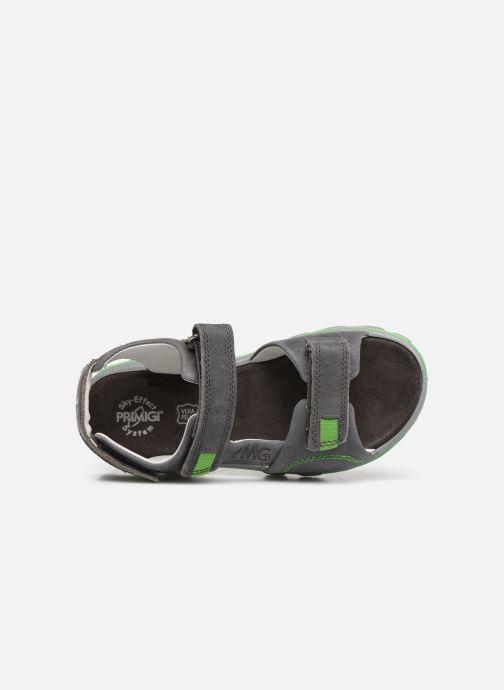 Sandales et nu-pieds Primigi PRA 33961 Gris vue gauche