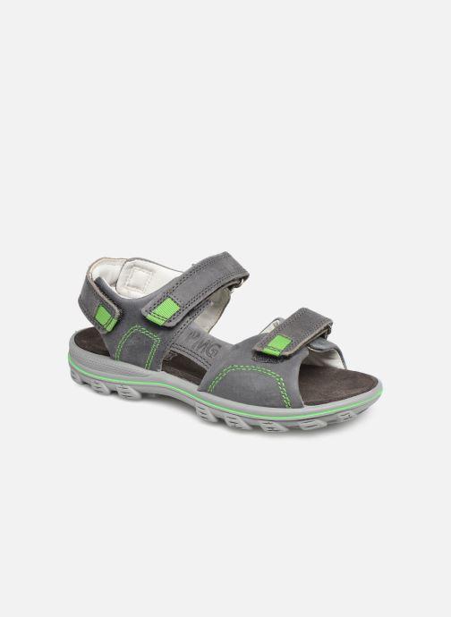 Sandales et nu-pieds Primigi PRA 33961 Gris vue détail/paire