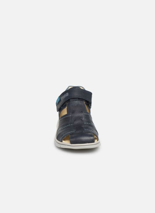 Sandales et nu-pieds Primigi PFP 34215 Bleu vue portées chaussures
