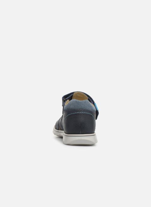 Sandales et nu-pieds Primigi PFP 34215 Bleu vue droite