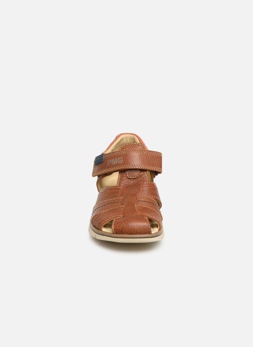 Sandales et nu-pieds Primigi PFP 34215 Marron vue portées chaussures