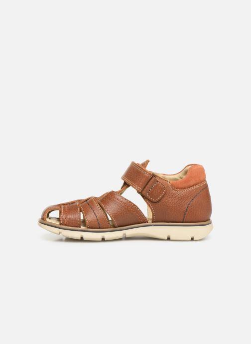 Sandales et nu-pieds Primigi PFP 34215 Marron vue face