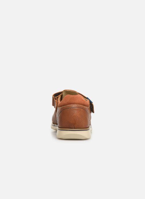 Sandales et nu-pieds Primigi PFP 34215 Marron vue droite