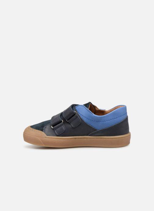 Sneaker Primigi PTM 34239 blau ansicht von vorne