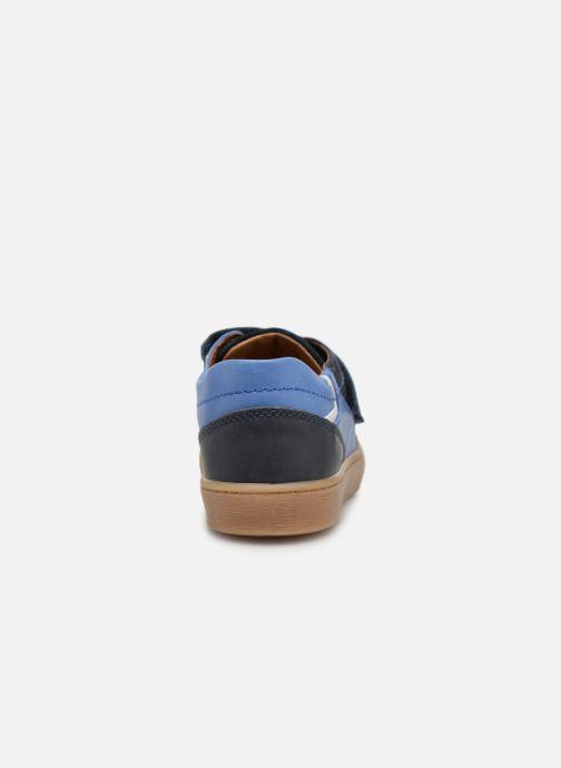 Baskets Primigi PTM 34239 Bleu vue droite