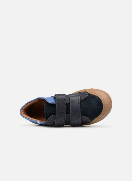 Sneaker Primigi PTM 34239 blau ansicht von links
