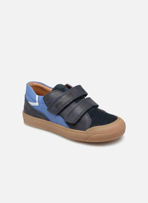 Baskets Primigi PTM 34239 Bleu vue détail/paire