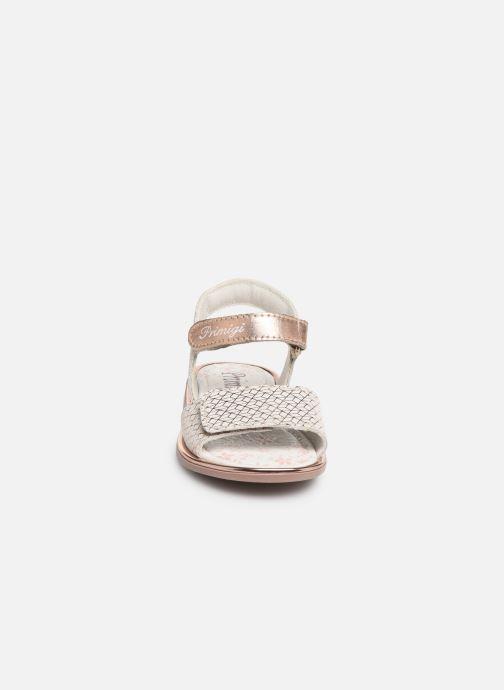 Sandales et nu-pieds Primigi PHD 34163 Argent vue portées chaussures