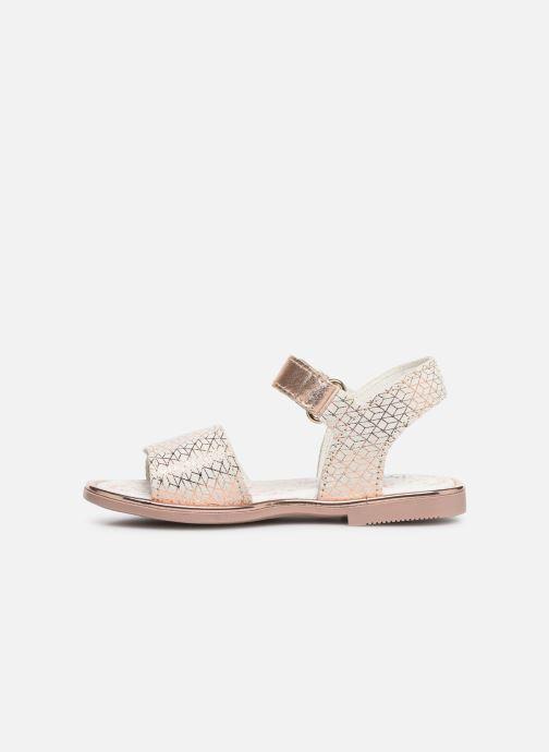 Sandales et nu-pieds Primigi PHD 34163 Argent vue face