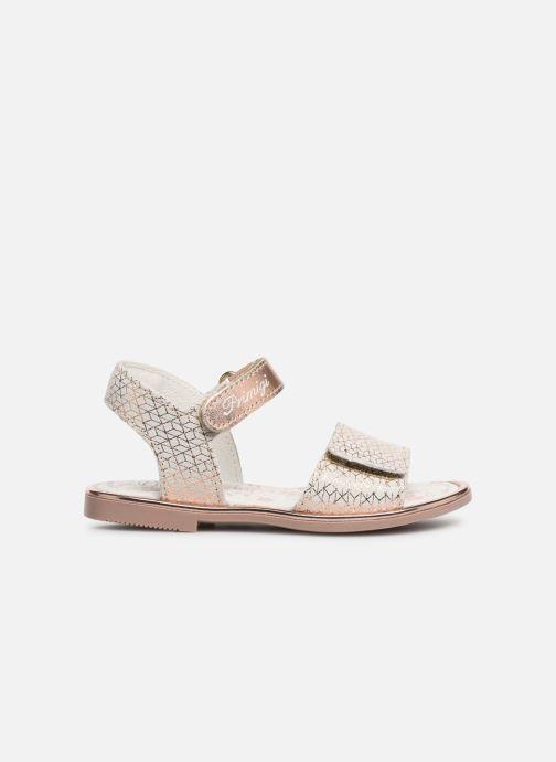 Sandales et nu-pieds Primigi PHD 34163 Argent vue derrière