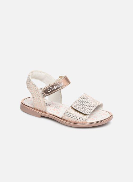 Sandales et nu-pieds Primigi PHD 34163 Argent vue détail/paire